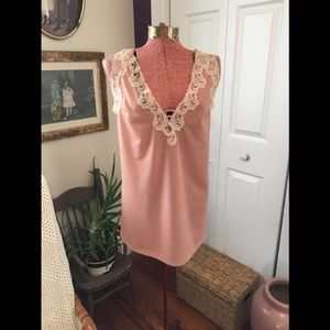 Emilio Pucci for Formfit Rogers shorty nightgown